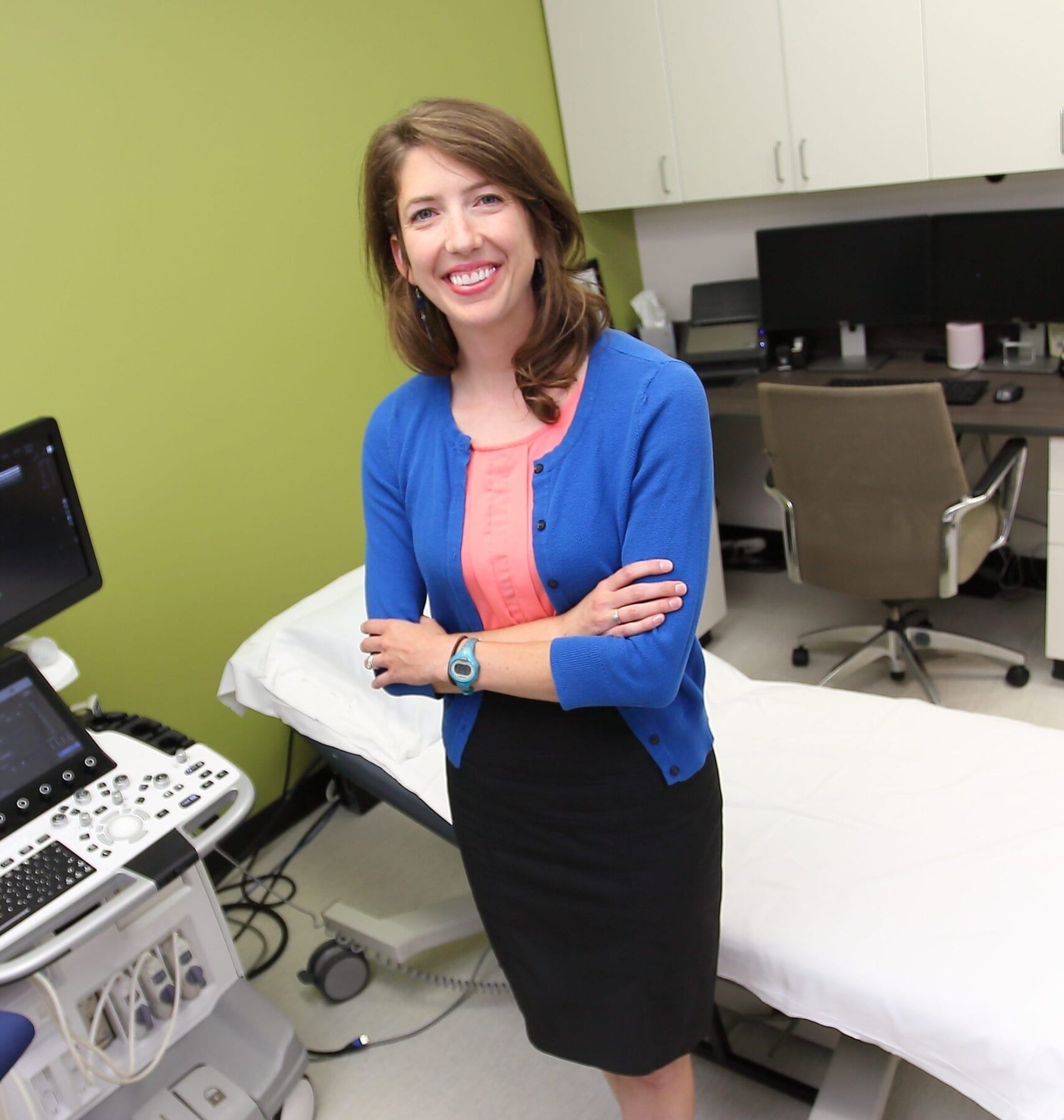 IA Welcomes Women's Imaging Subspecialist